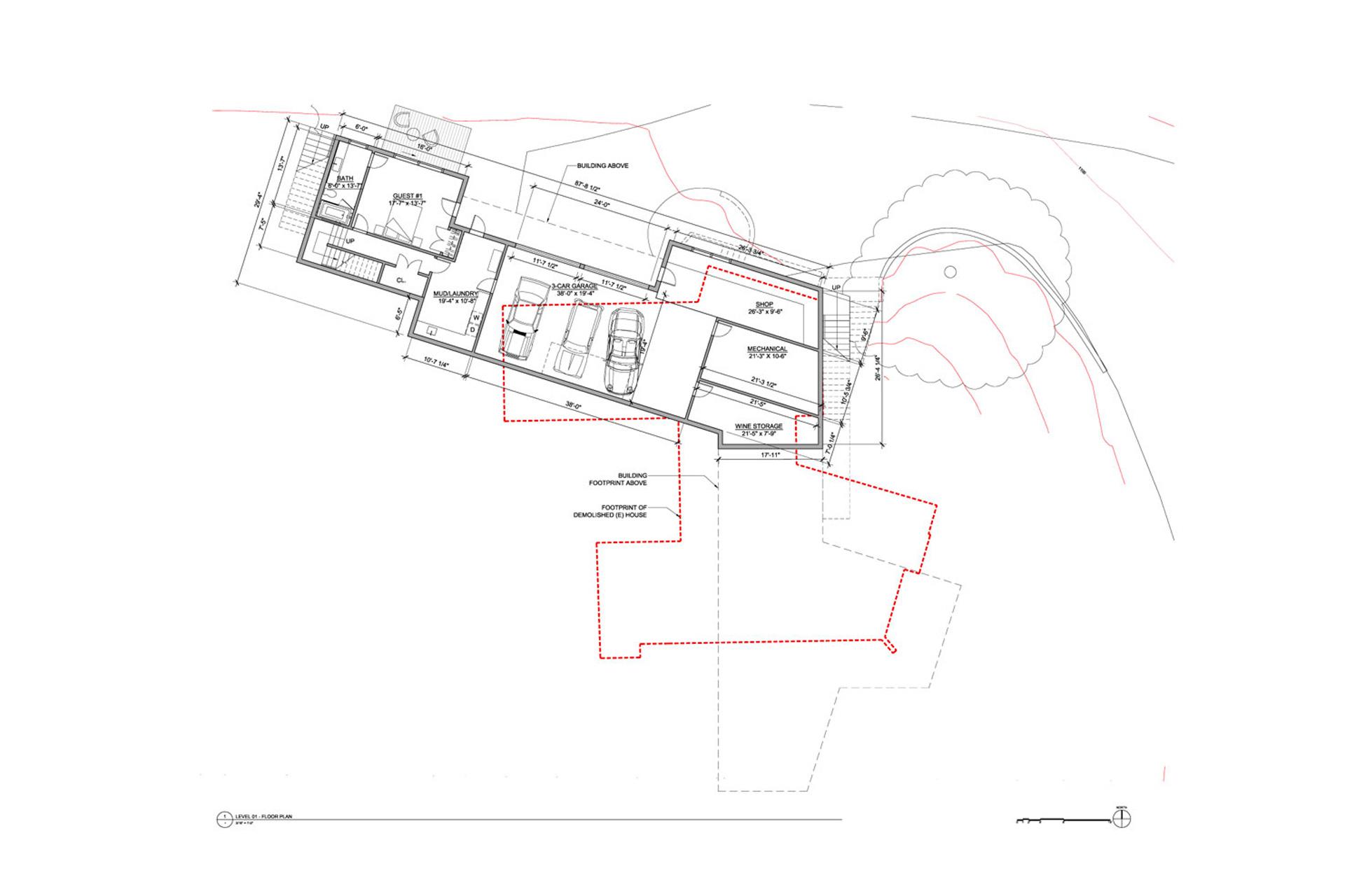 Mount Veeder Residence decor ideas