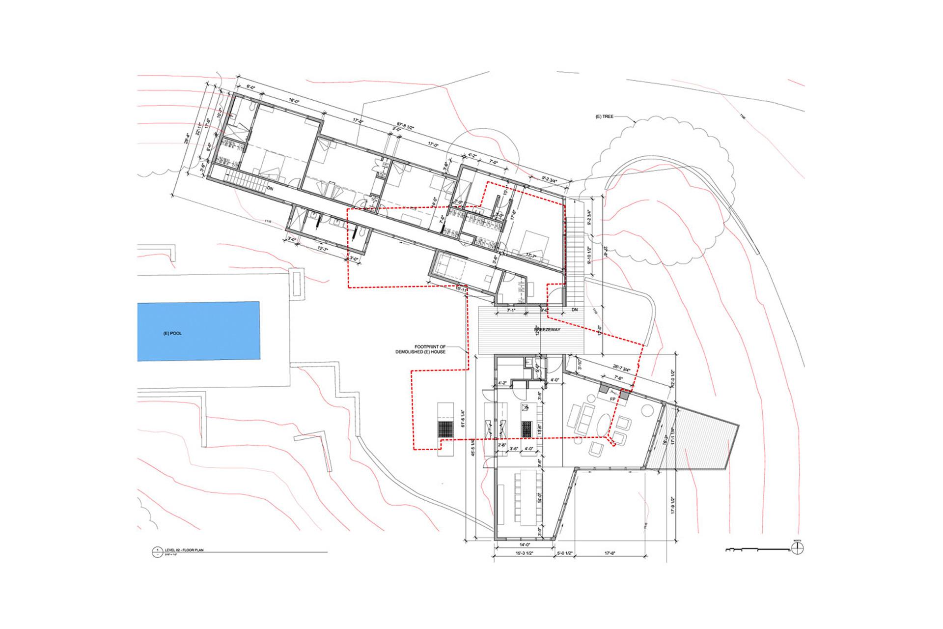 Mount Veeder Residence design ideas