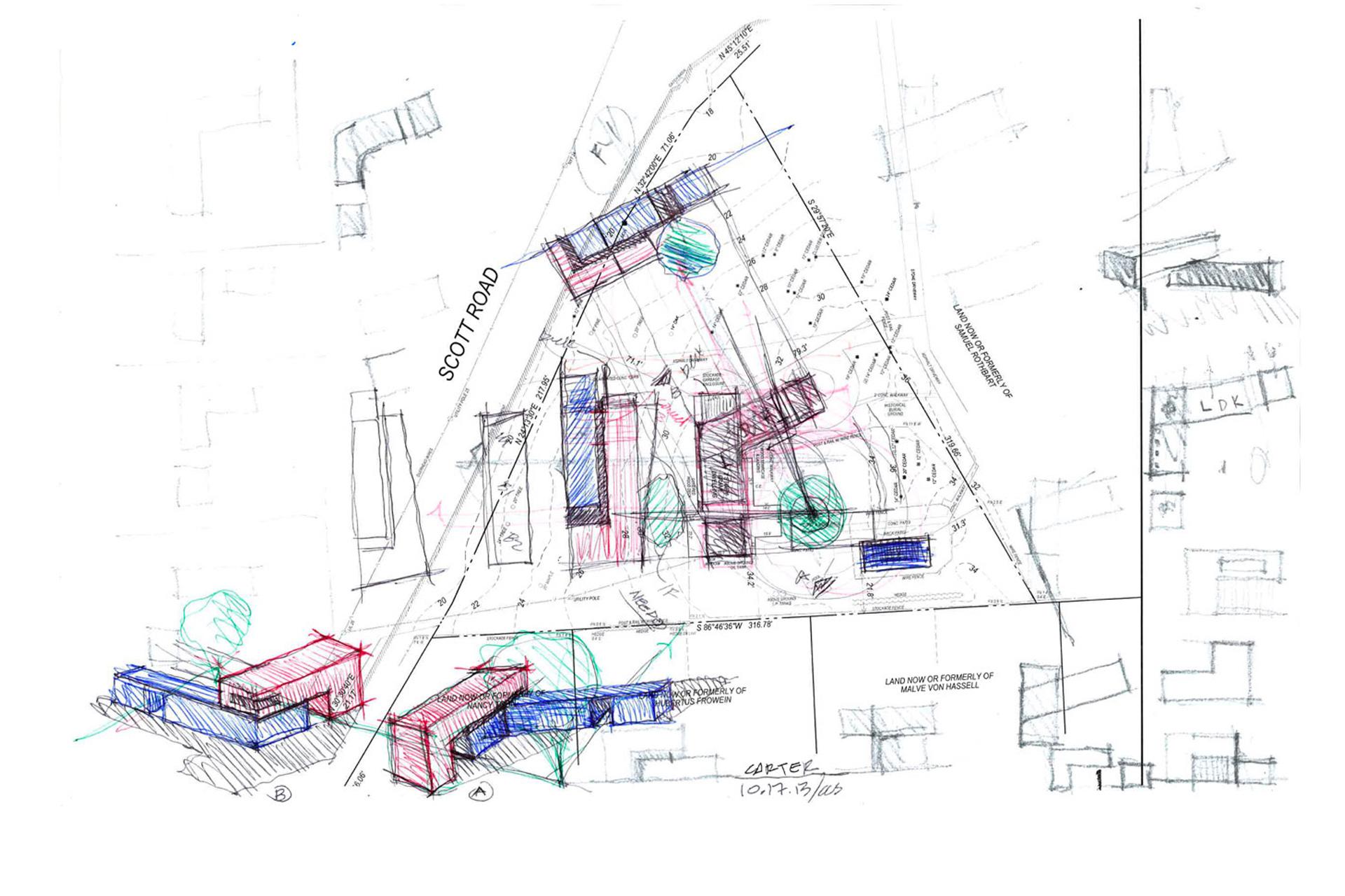 Carter Residence design