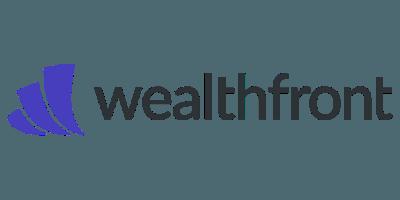 Wealthfront brand logo