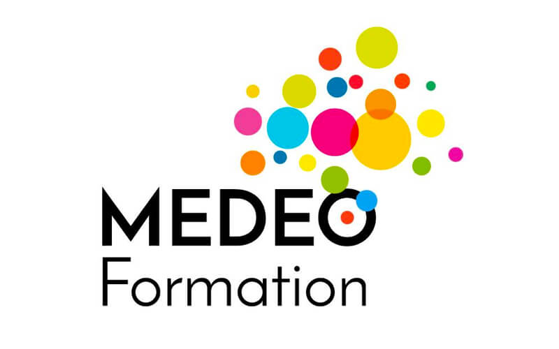 Logo de Medeo formation