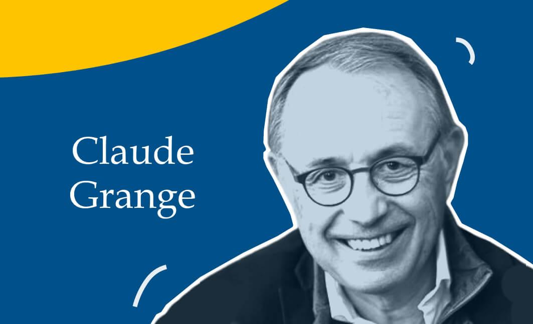 Photo de Claude Grange - formateur pour Santé Académie