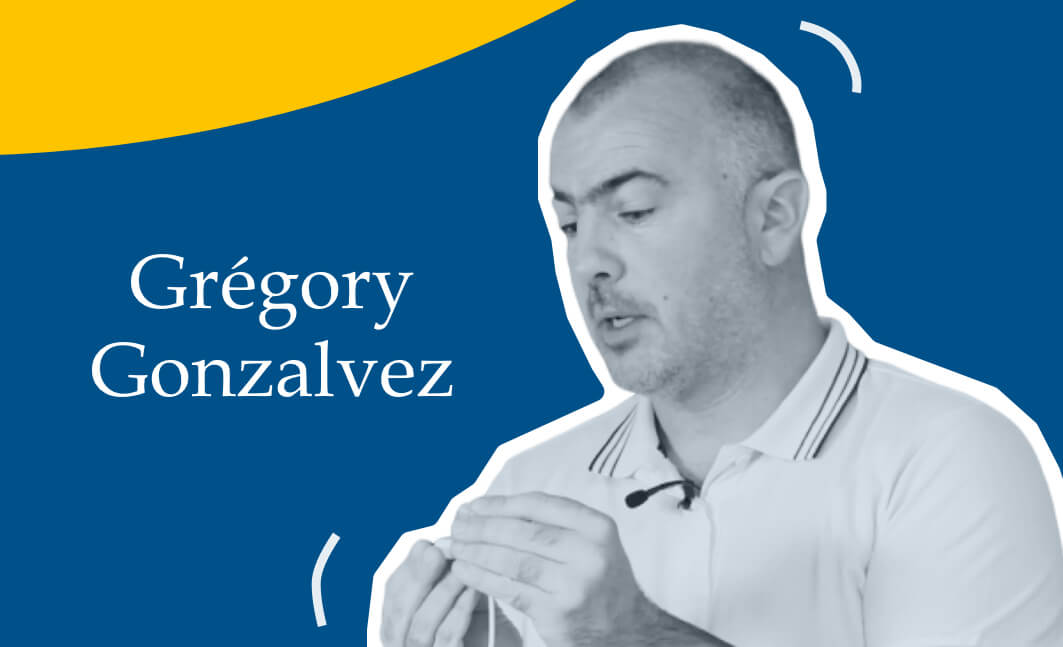 Photo de Grégory Gonzalves - formateur pour Santé Académie