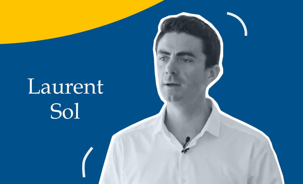 Laurent Sol, infirmier libéral et formateur DSI/BSI pour Santé Académie