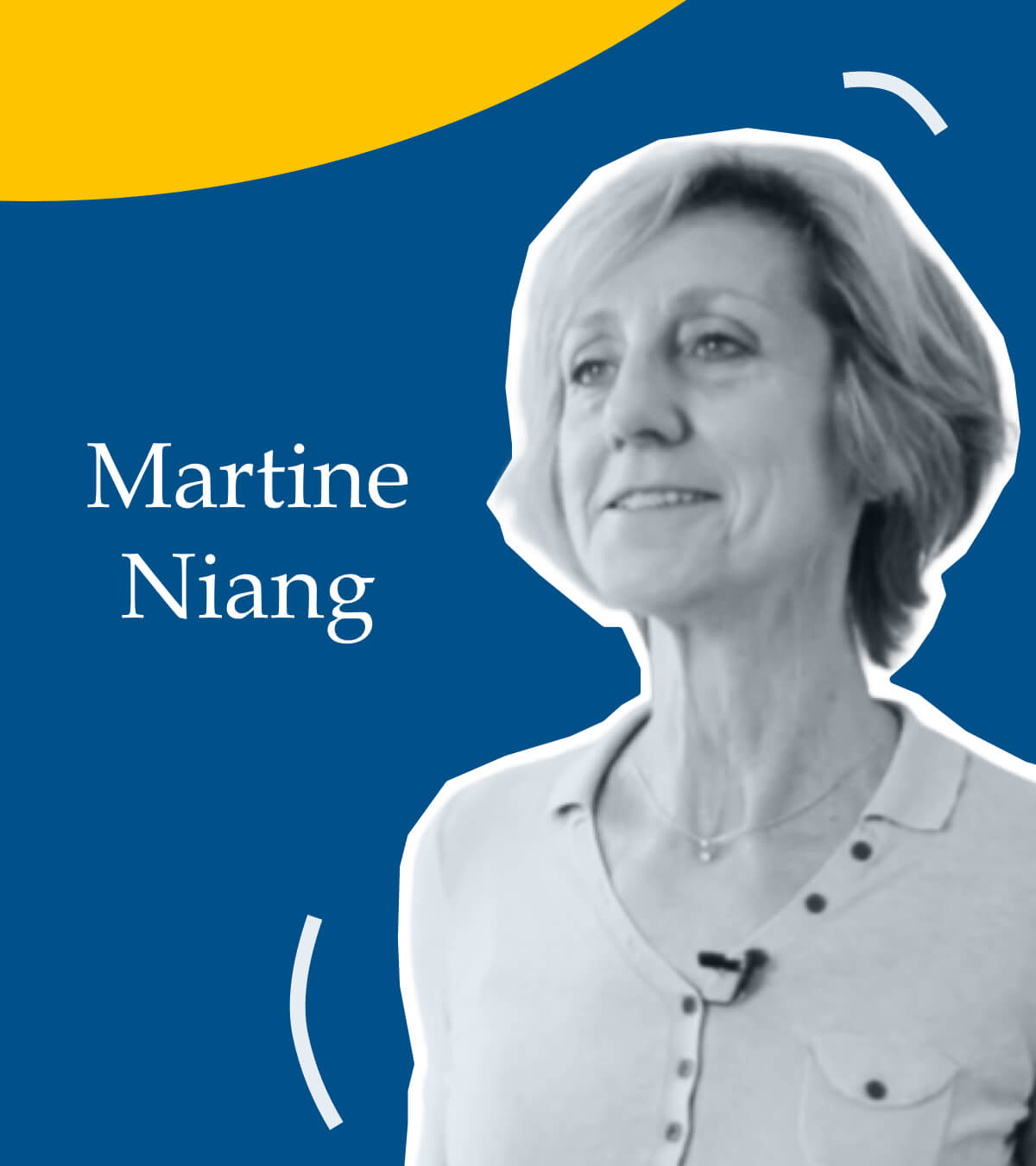 Photo de Martine Niang - formatrice pour Santé Académie