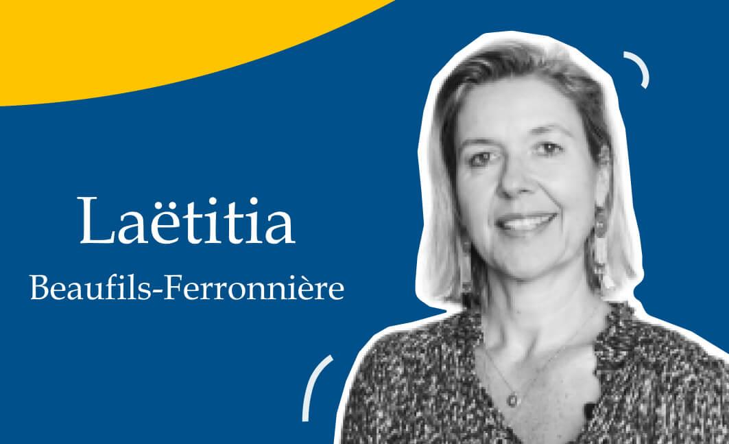 Photo de Laëtitia Beaufils-Ferronnière - formatrice pour Santé Académie