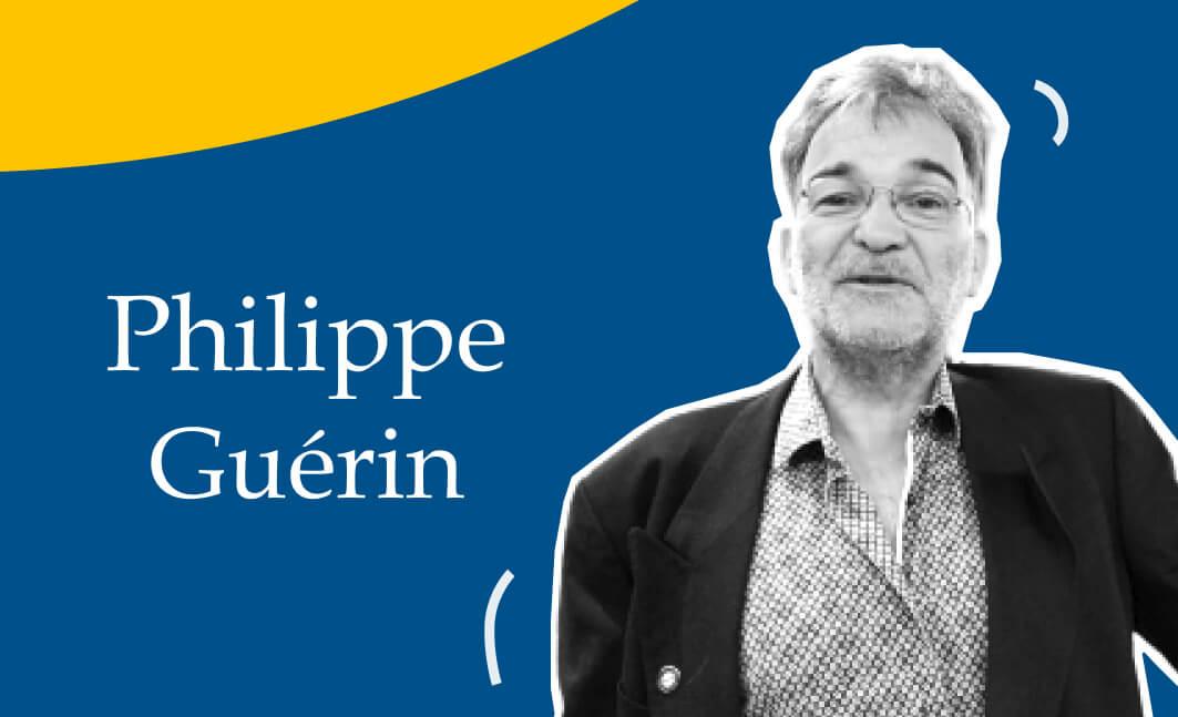 Photo de Philippe Guérin - formateur pour Santé Académie
