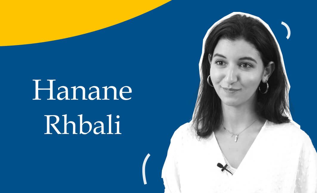 Photo de Hanane Rhbali - formatrice pour Santé Académie