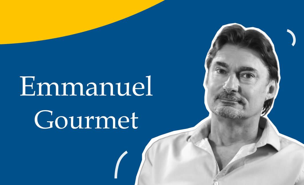 Photo d'Emmanuel Gourmet - formateur pour Santé Académie