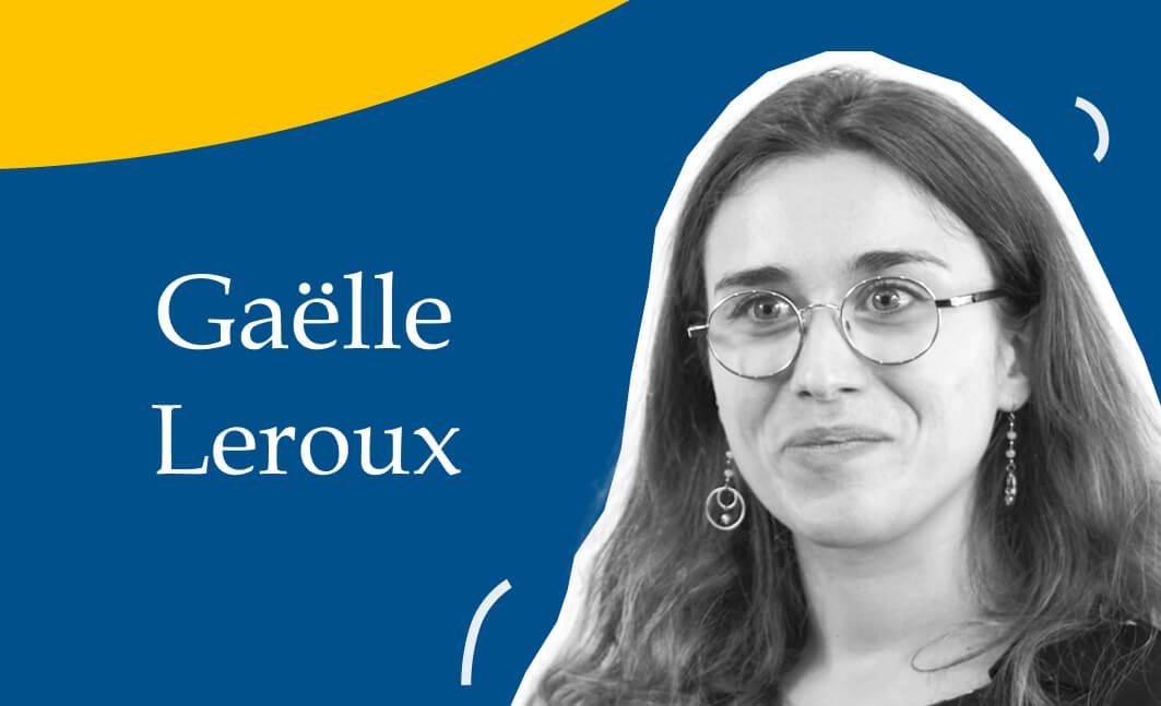 Photo de Gaëlle Leroux - formatrice pour Santé Académie