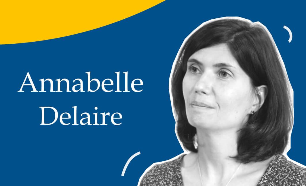 Photo d'Annabelle Delaire Iturria - formatrice pour Santé Académie