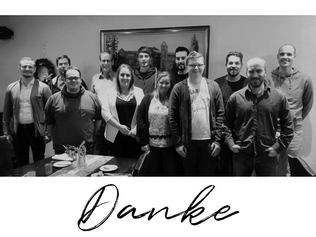 Das Billbee Team sagt Danke für 2019!
