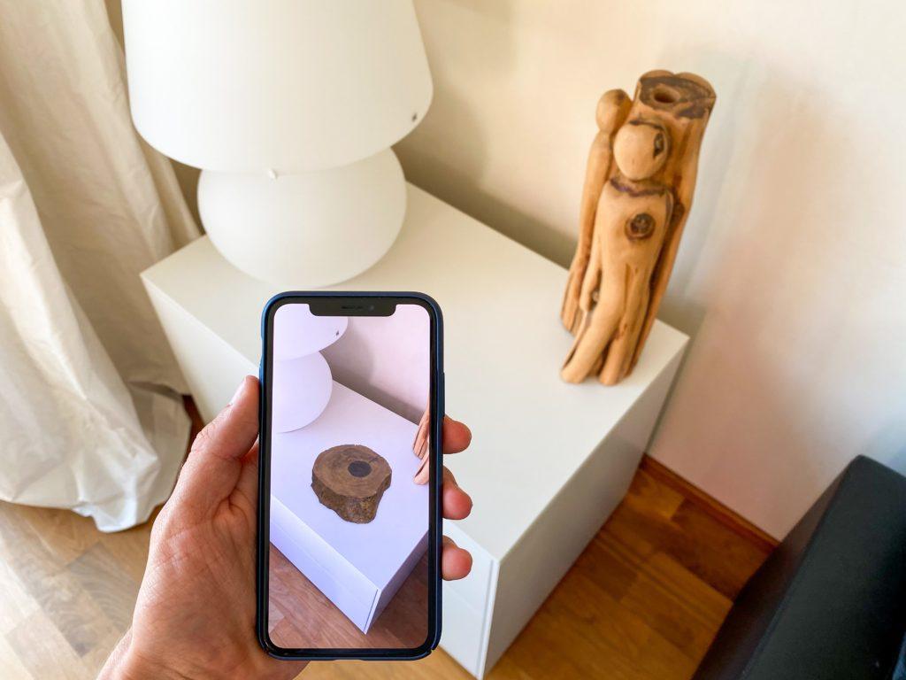 Augmented Reality um Produkte auszuprobieren – Billbee