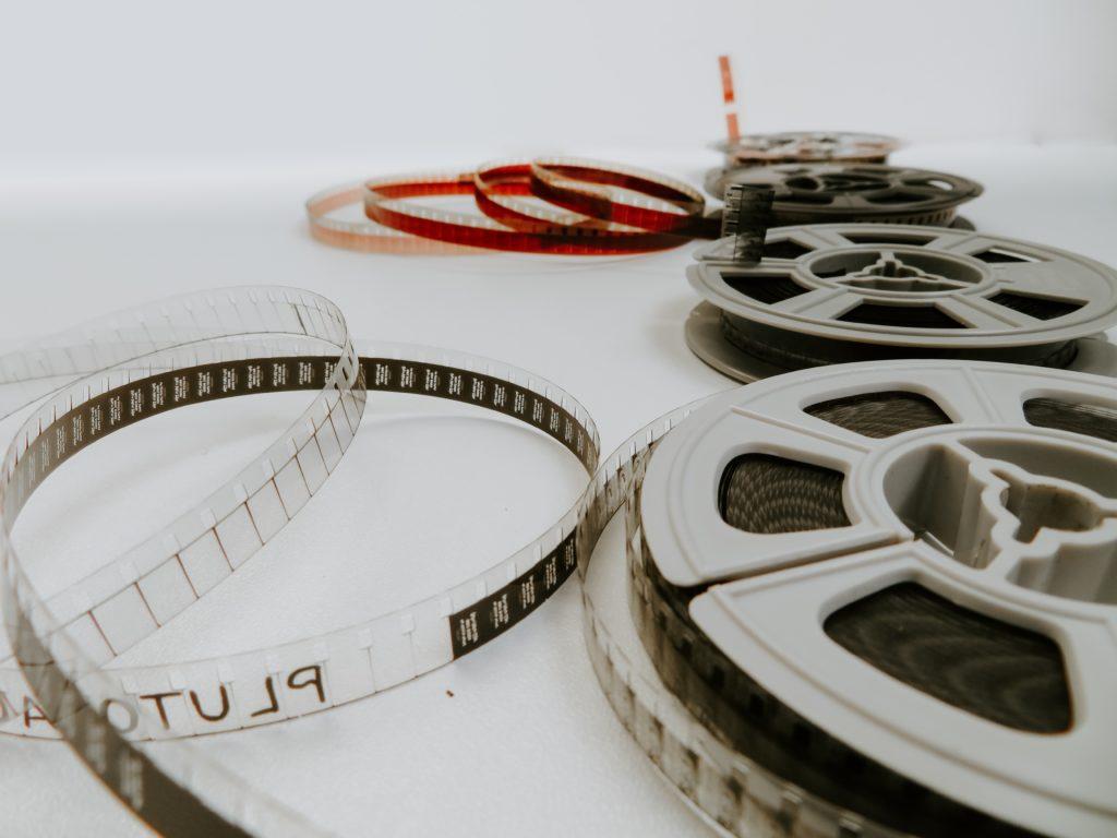 Filmrollen als Inspiration von Instanznamen bei Billbee