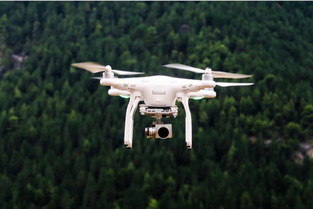 Billbee: Versand mit Drohne