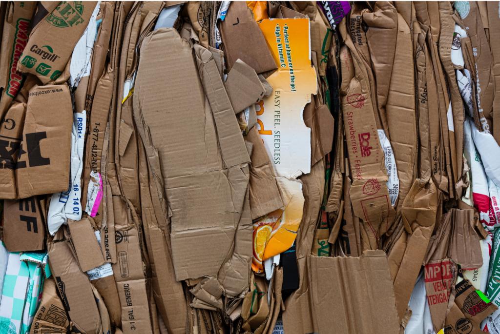 Billbee - Recycling von Paketen