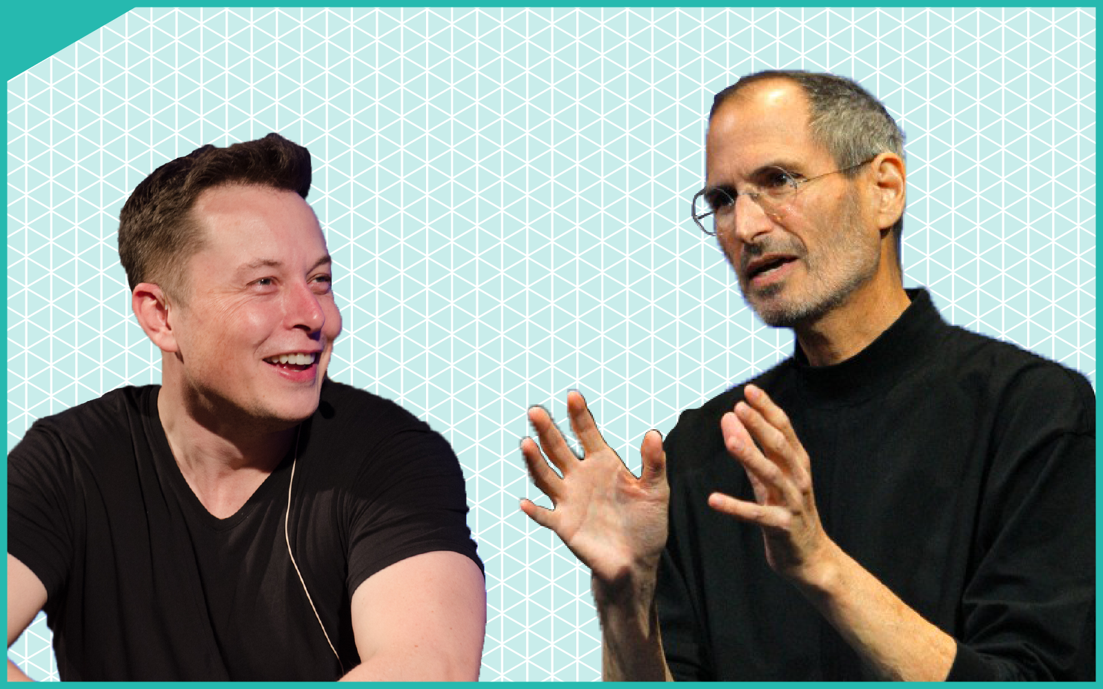 Musk and Jobs