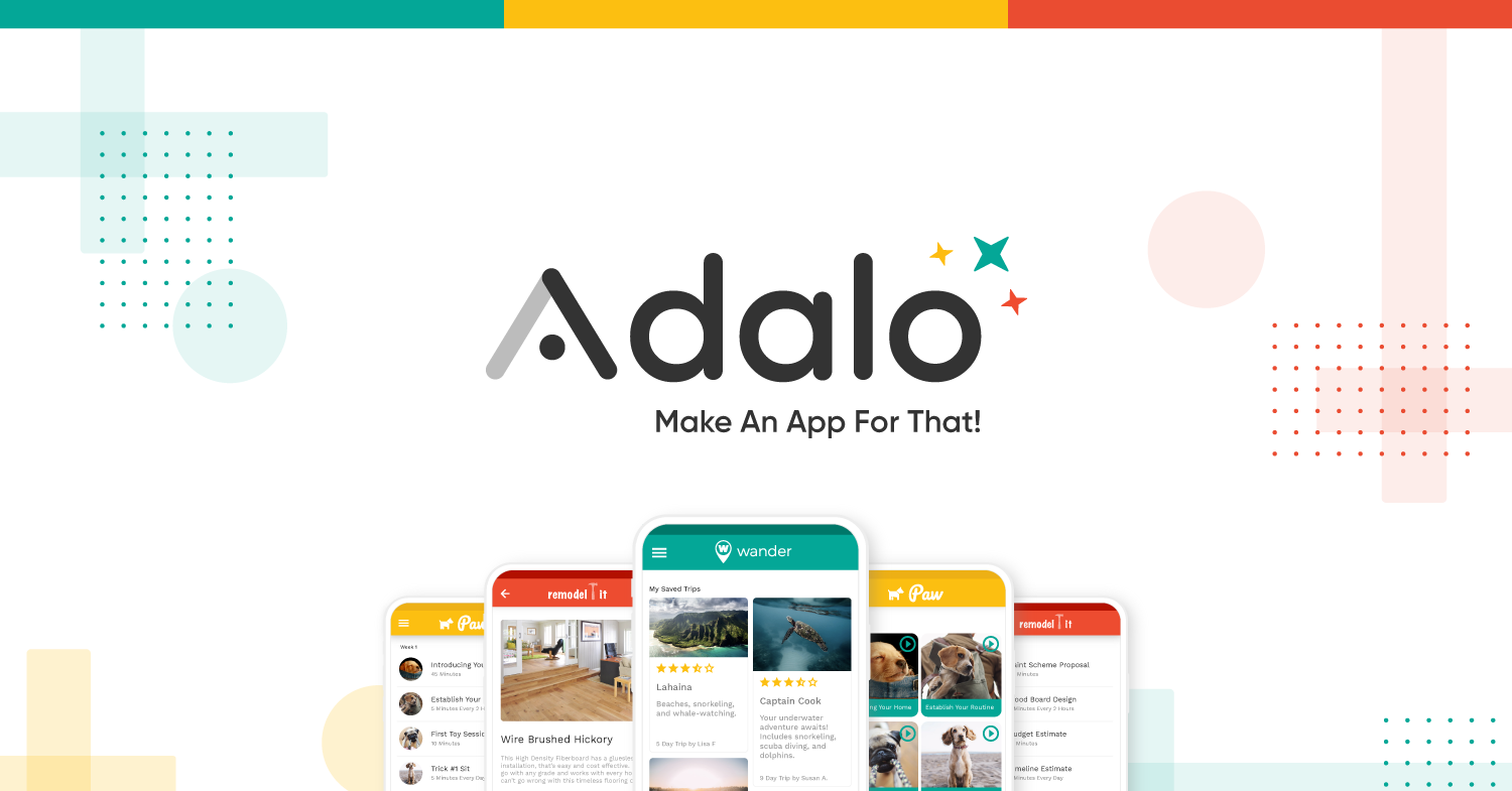 Adalo - Build Your Own No Code App