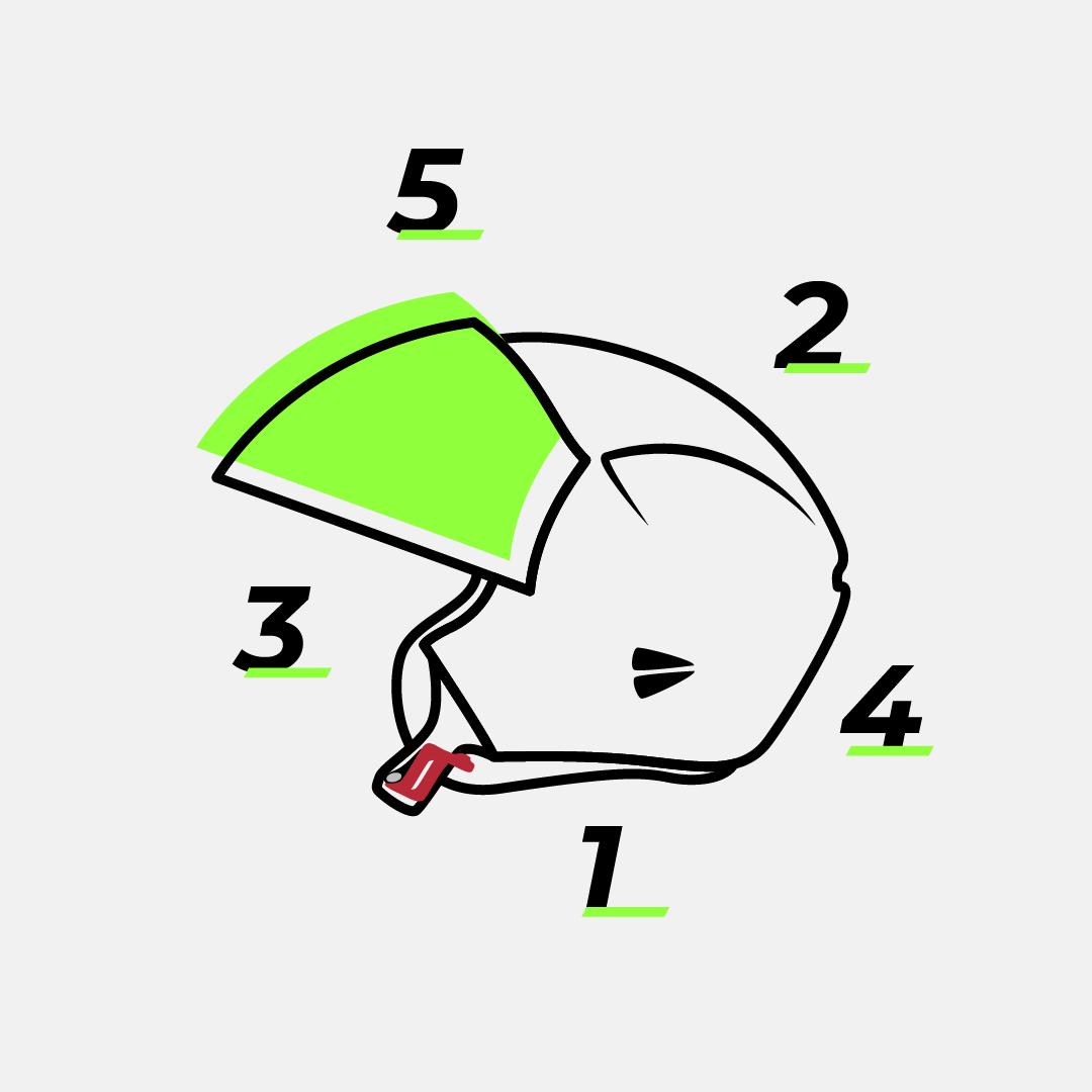 5 důvodů, proč se vyplatí koupit si vlastní helmu na skútr