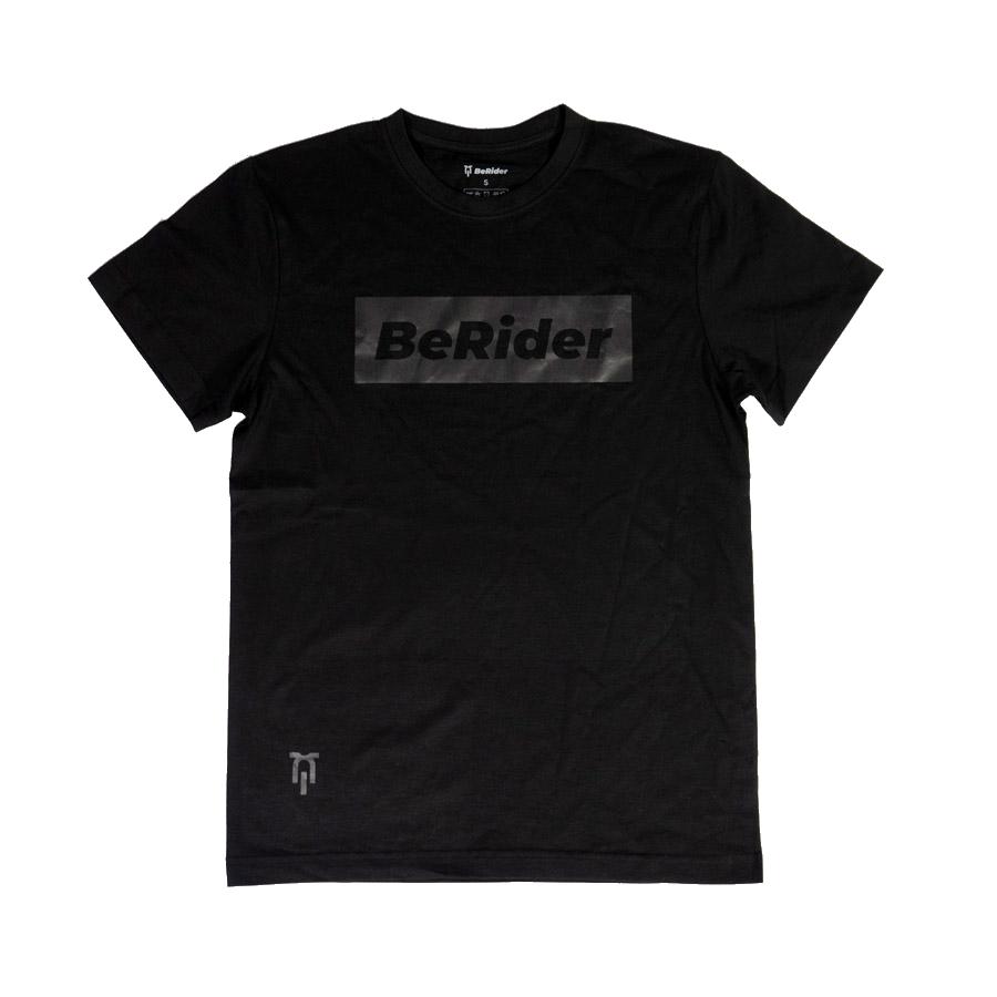 Tričko (unisex), kolekce BeRider Black