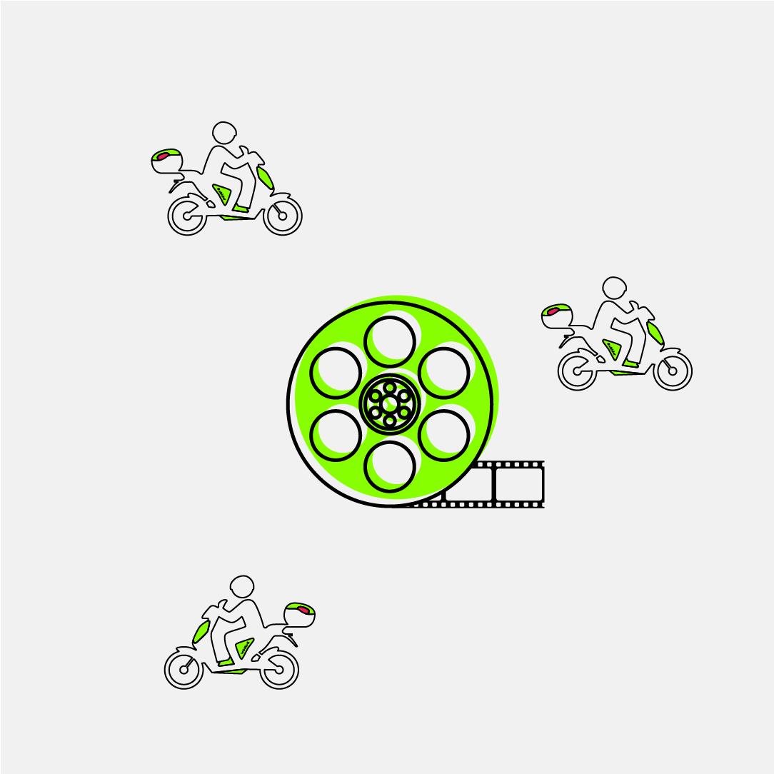 Utečte z reality: Tipy na 7 filmů s motorkou v hlavní roli