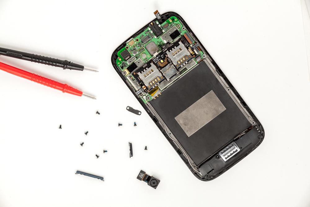 mobile phone hardware testing software