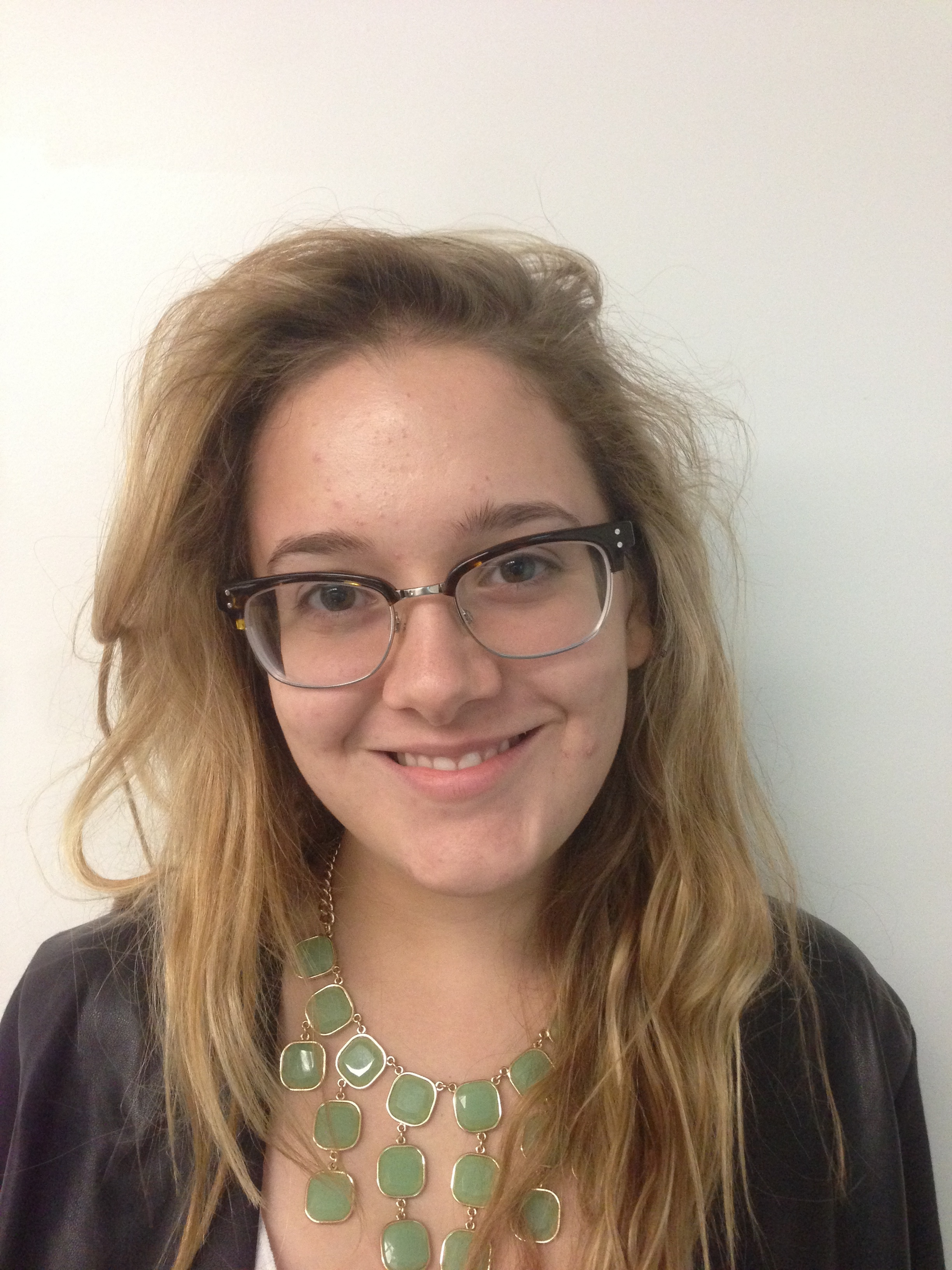 Maria Prada, Pepperdine student