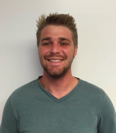 Daniel Galuhn, Pepperdine student