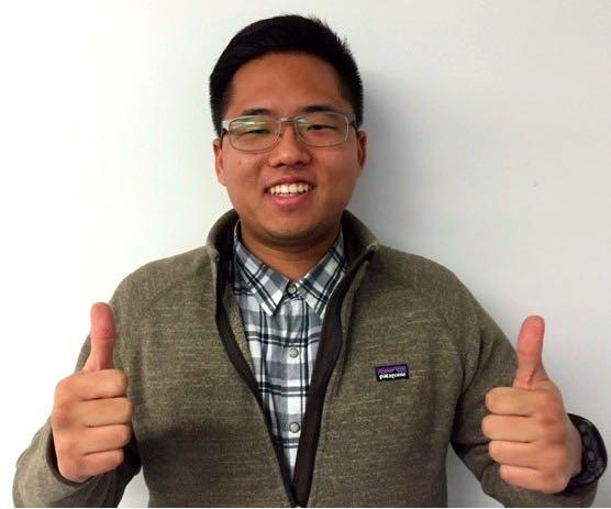 Hansol Hwang, Pepperdine student