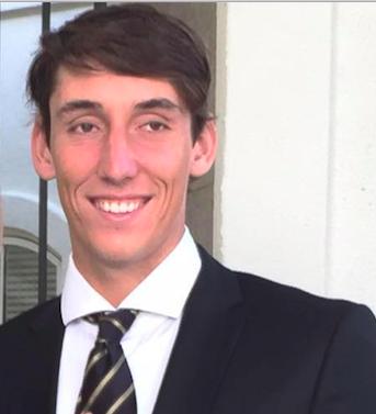 Philippe Marco, Pepperdine student