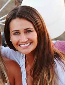Megan Dell'Amico, Pepperdine student