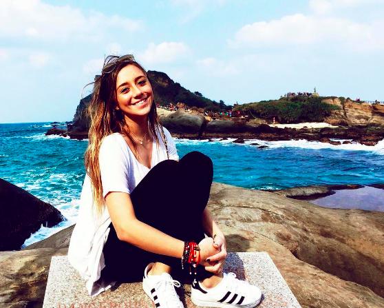 Melania Chaves, Pepperdine student