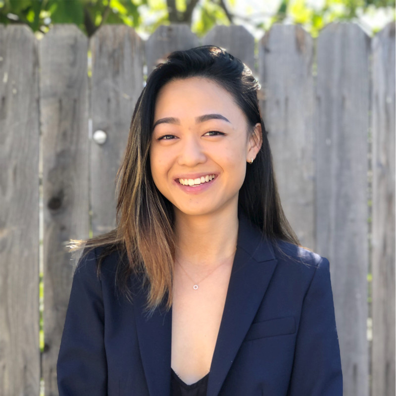 Pepperdine Student Stacy Ju