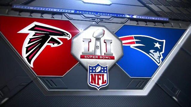 Falcons Patriots Super Bowl