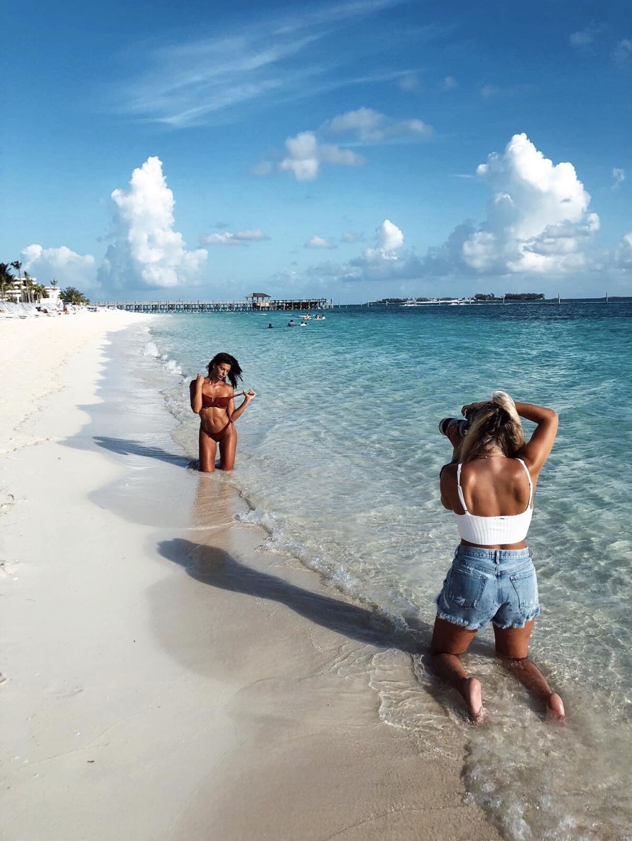 Veronica Sams Beach Photography