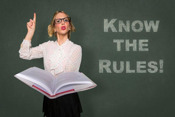 Unwritten Rules of Social Media