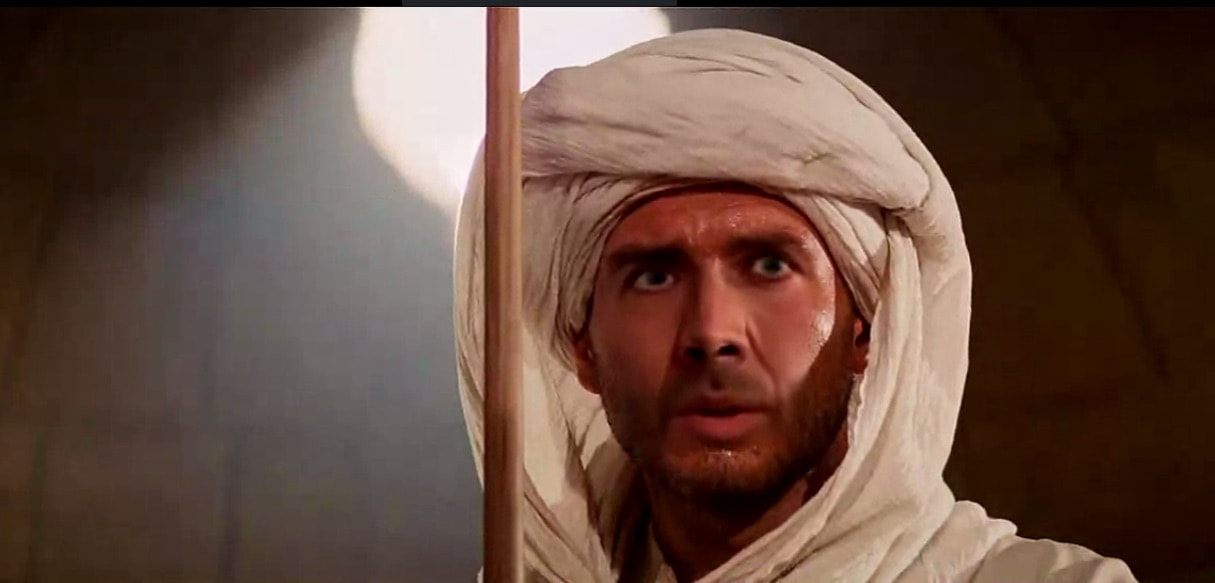 Nicolas Cage as Indiana Jones Deepfake