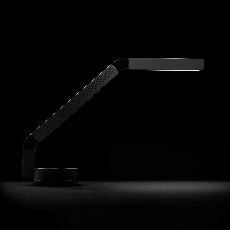 Fade Task Light, black