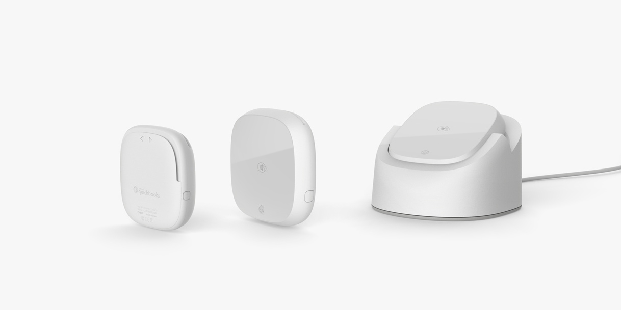 Intuit Mobile Payment Reader designed by Box Clever