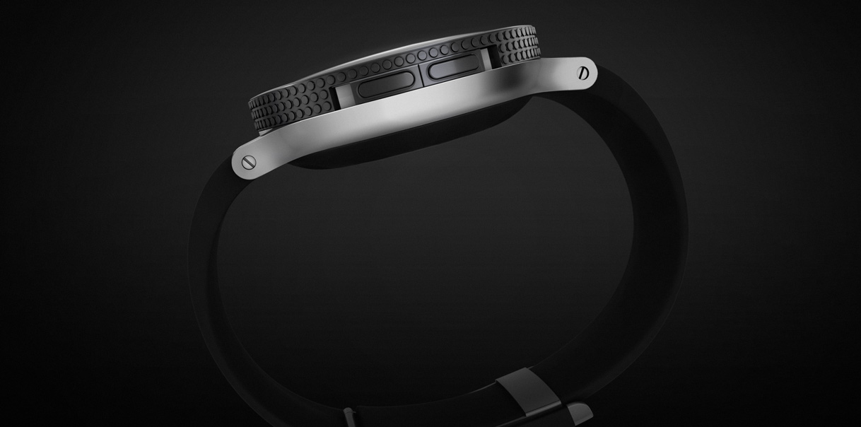 Span Smart Watch designed by Box Clever