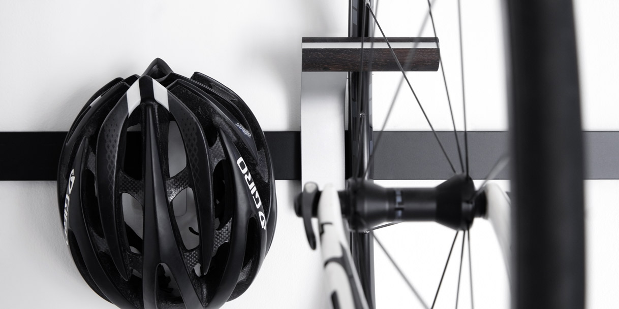 Track Bike Rack designed by Box Clever