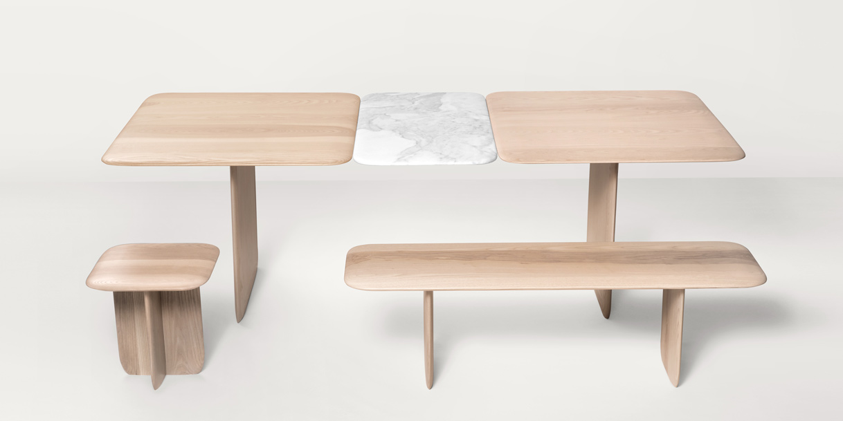 Council Poise Furniture Collection designed by Box Clever