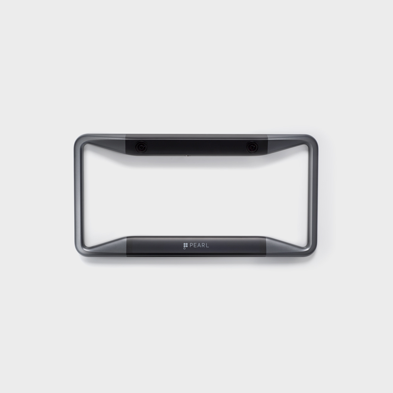 Pearl RearVision Camera Frame designed by Box Clever