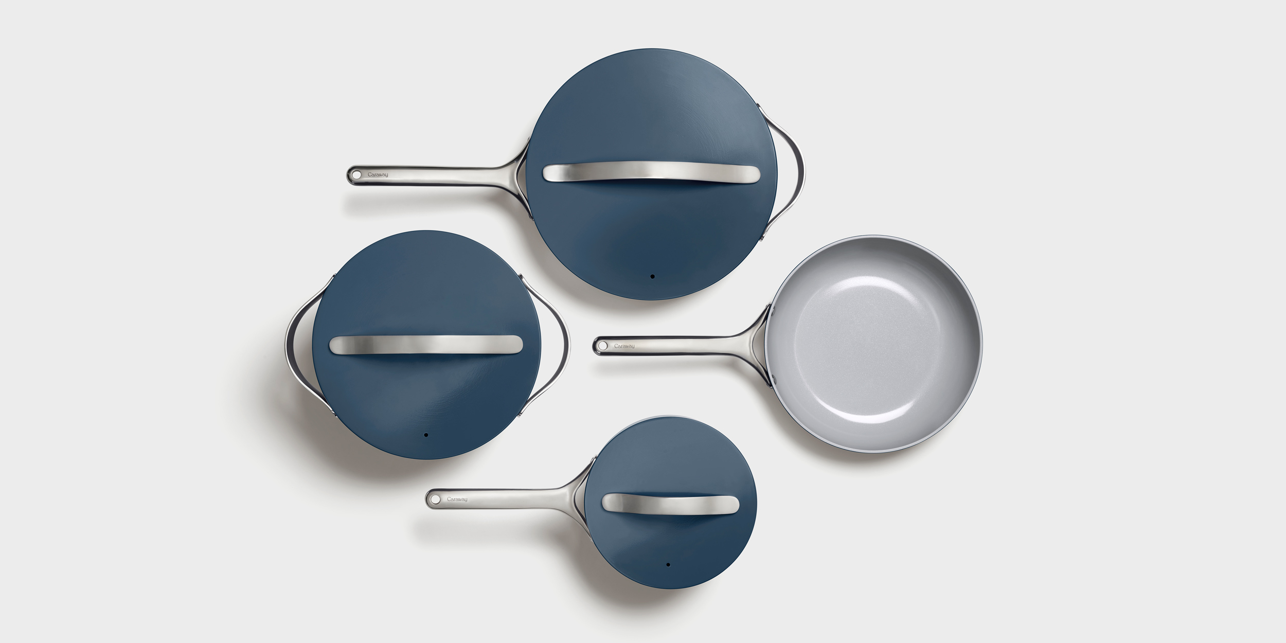Caraway Cookware designed by Box Clever