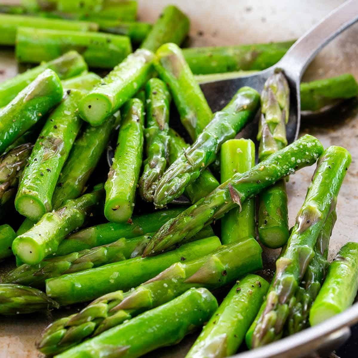 How to Cook Asparagus (6 Easy Methods) - Jessica Gavin