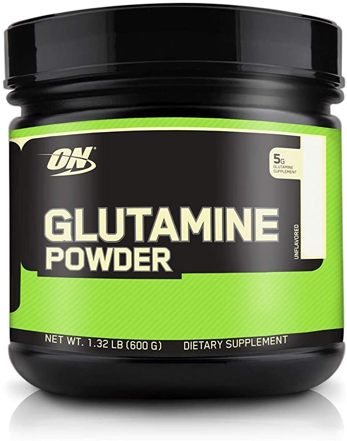 Amazon.com: Optimum Nutrition L-Glutamine Muscle Recovery Powder, 600 Gram:  Health & Personal Care