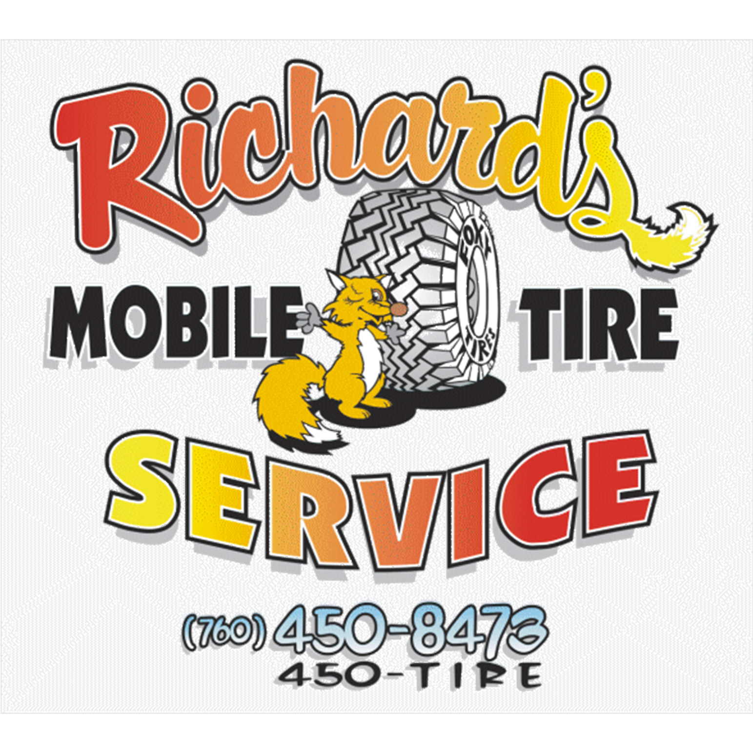 Richards 24-Hour Mobile Tire Service