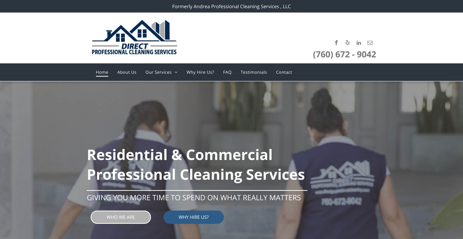 Direct Professional Cleaning Services