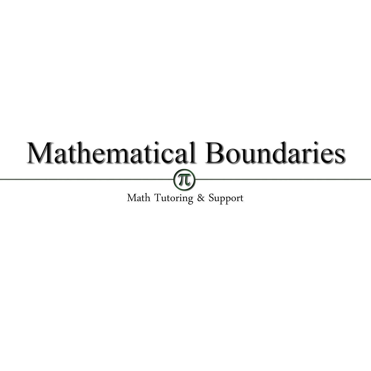 Mathematical Boundaries