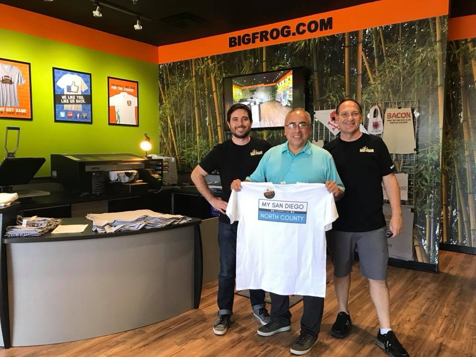 Big Frog Custom T-Shirts & More of San Marcos